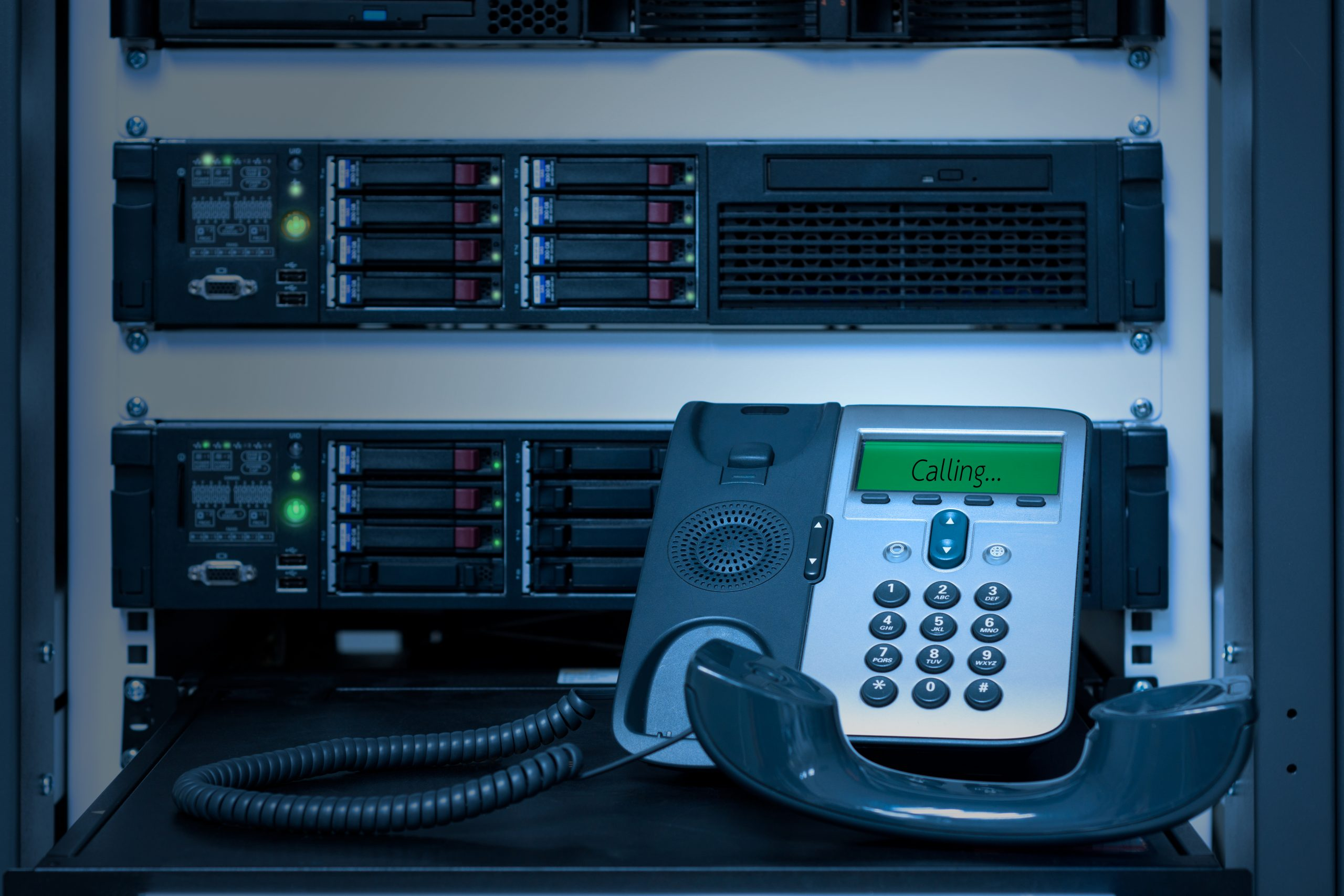 installation téléphonique IPBX/PABX