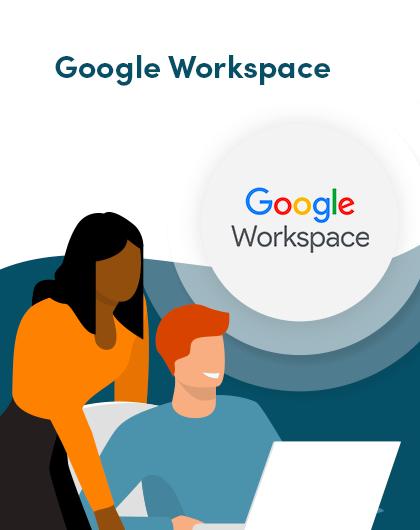 Communication unifiée Ubefone dans Google Workspace